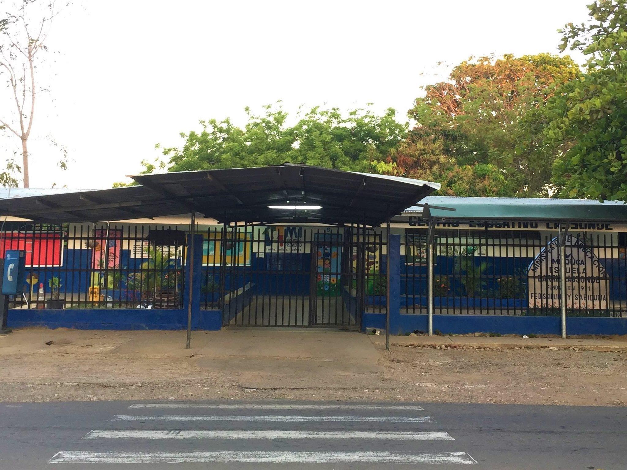 Escuela Barrio Lassonde