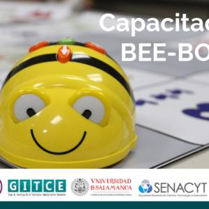 Capacitación Beebot
